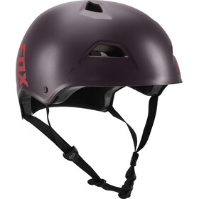 Fox Flight Sport Helmet Men dark purple